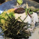 キッチン天山 - 料理写真:幸そば