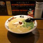 暖暮 - ラーメン(680円)
