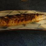竹花 - サンマ塩焼:500円