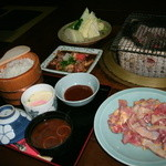 民芸茶屋 味蔵 - 料理写真:
