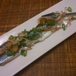 口悦 - 秋刀魚塩タタキ
