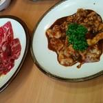 ウエスト - 料理写真:●お肉(2014.09)●