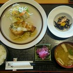 旬味 鼓や - きまぐれランチ(870円)