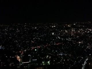 中国料理 皇苑 - 68階からの夜景