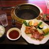 三将軍 - 料理写真:カルホル定食