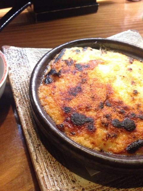 二楽 - 牡蠣グラタン