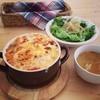 カフェ はらどけい - 料理写真:チキンドリアのランチ