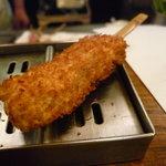 串かつ料理 活 - ☆牛フィレ肉は大好きです◎☆