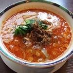 中国菜 橙 - 坦々麺