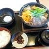 どん亭 - 料理写真:牛すき鍋膳