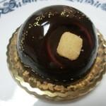 33058425 - 山崎ウイスキーチョコレートケーキ(650円)