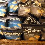 ザ・パントリー - 最近、人気です。無添加チップス。