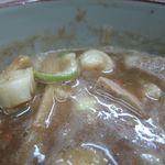 中華 つけ麺 はるき - つけ麺 2014/06