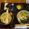 Kurodaya - 料理写真:ミニ天丼セット