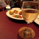 チェリージャム - 【2014年11月】グラスワイン(白)