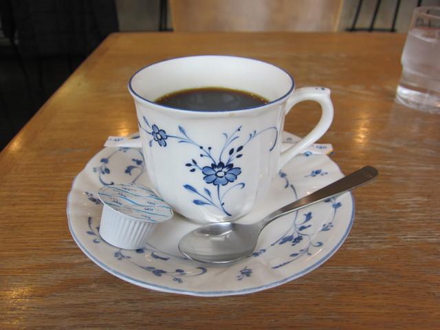 珈琲館 驛舎 - コーヒー
