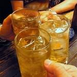 太平山酒蔵 - カンパ~イ♪