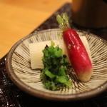 馳走菴 ひじり - 香の物