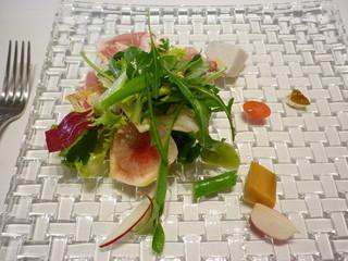 グリーチネ - 定番のサラダ