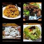 俵 - ミャンマー料理の数々