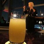 ニューヨーク・バー - フレッシュグレープフルーツジュース