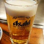 八昌 - 生ビール