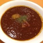 ◆キーマブラックカレー Keema black curry