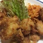 ベル - 鶏からあげ定食 サービスで650円