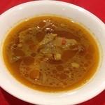 ◆牛スジカレー Beef curry
