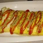 料理やFuji - チーズ入りオムレツ