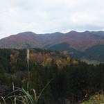 庄司そば - 周辺~紅葉中の11月上旬