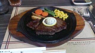 なかにし - ステーキランチ1300円