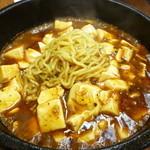 美珍楼 - 料理写真:陳麻婆麺730円