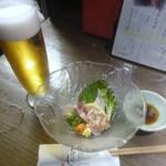 かけはし - 生ビール