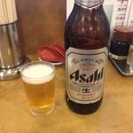 33075485 - H.26.11.29.昼 ビール大瓶アサヒ 480円