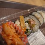 韓国料理 bibim - キンパ 430円