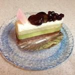 33076048 - お抹茶のシャンティ 356円(税込)