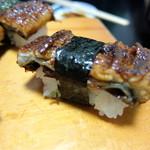 徳寿司 - 料理写真:うなき寿司