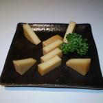 船出 - チーズの醤油漬け