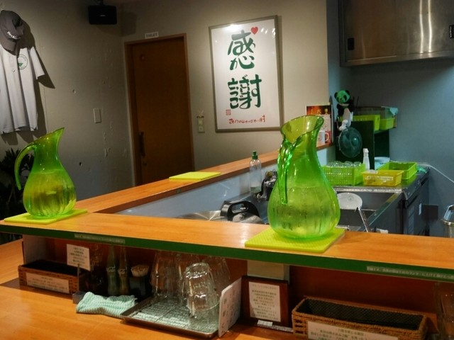 麺屋 六感堂 - Green