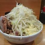 33079649 - プチラーメン、にんにく、野菜