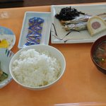 お食事処さしば - 和食セット@2009/11/01