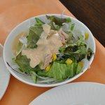 お食事処さしば - 洋食セット@2009/11/01