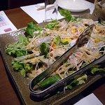 Suginoko - 冷し豚しゃぶのサラダ