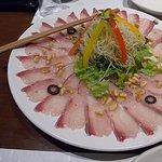 Suginoko - 薄造りより厚く 刺身としては薄く 和風のカルパッチョ