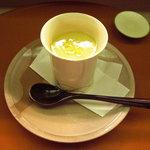3308694 - ○(すっぽん)茶碗蒸し。