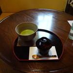 33080514 - 抹茶セット