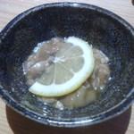 ダマヤ - 鰹の酒盗(14.11)