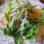 レストラン ラヴァンド - サラダ