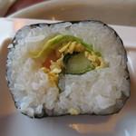 レストラン ラヴァンド - 巻き寿司